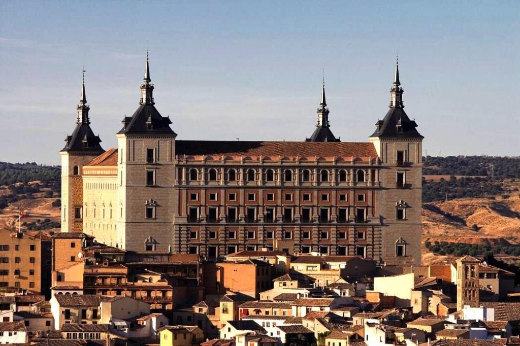 Alcázar Toledo