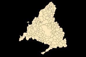 Områden i Madrid