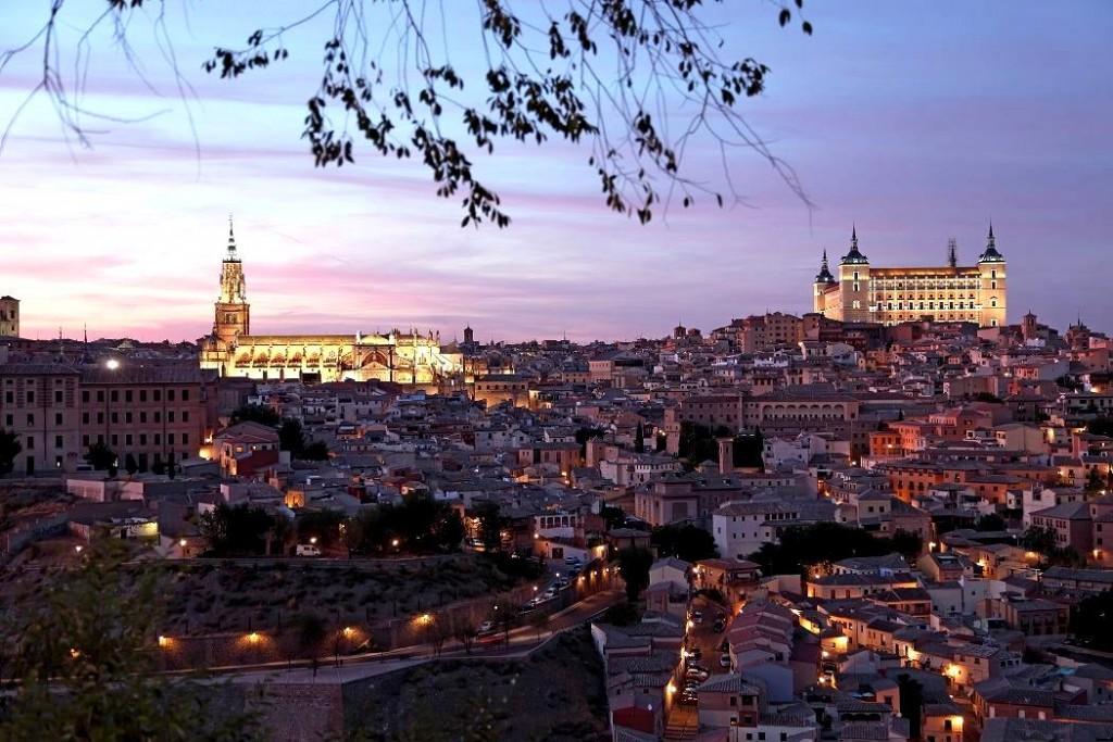 Utsikt över Toledo