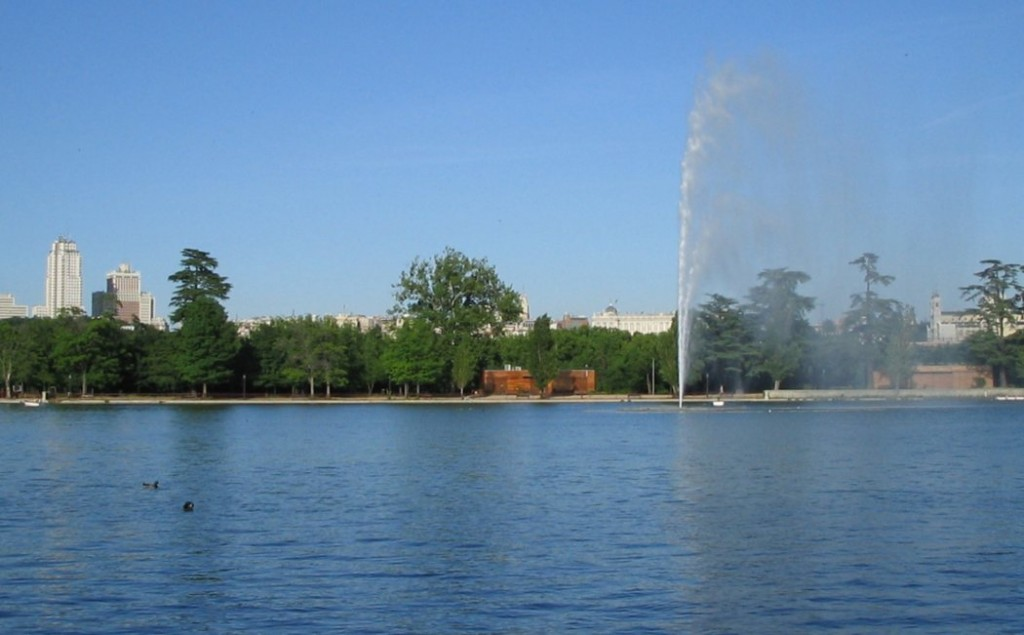Sjön vid Casa De Campo