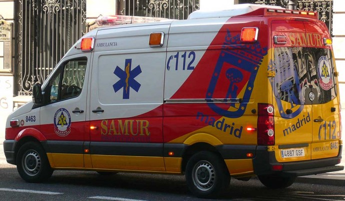Spansk Ambulans