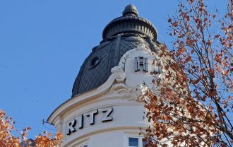 Ritz i Madrid
