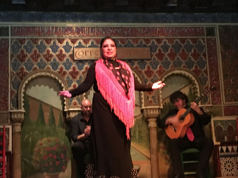 """Flamenco, starka känslor och inte """"bara"""" dans"""